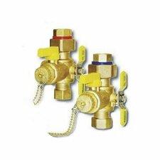 Plumbing Install Kit Lead Free Threaded