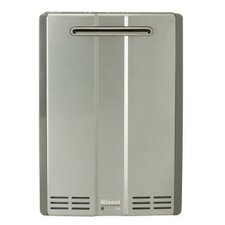 Ultra 9.8 GPM Liquid Nature Gas Tankless Water Heater