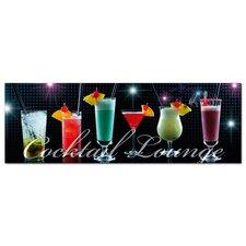 Acrylglasbild Cocktail-Lounge