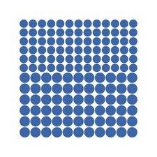 Wandtattoo-Set Kreise, Polka, Dots, Punkte