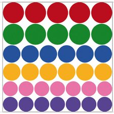 Wandsticker-Set Polka Dots
