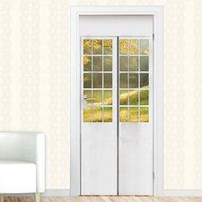 Türaufkleber Tür, Fenster, Landschaft, Wald