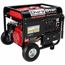 10000 Watt Portable Gasoline Generator