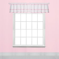 Confetti Dot Valance Curtain Valance