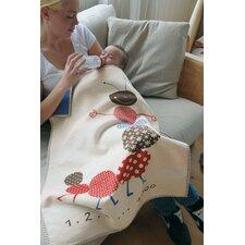 Lena Organic Baby Blanket