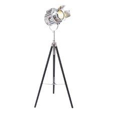 "Hollywood Studio Director's Spot Light 66"" Tripod Floor Lamp"