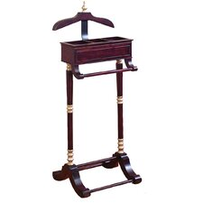 Urban Butler Valet Stand Clothing Rack