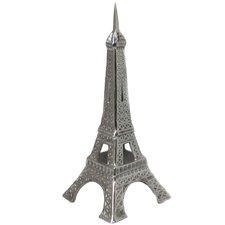 Eiffel Tower Cast Aluminum Collectible Statue