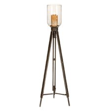 Tripod Pillar Candle Holder
