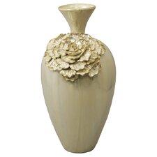 Urban Designs Artisan Handcrafted Flower Tall Accent Vase