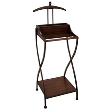 Urban Designs Clothes Butler Valet Stand