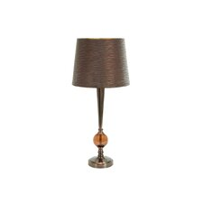 "Urban Glass Art 25"" Table Lamp with Empire Shade"