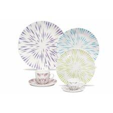 Porcelain 16 Piece Dinnerware Set