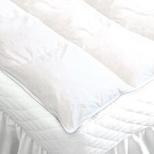 Duck Feather 233 Thread Count Mattress Topper