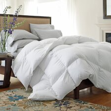 233 Thread Count Lightweight Down Comforter