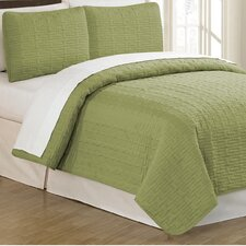 Sandra Venditti 3 Piece Quilt Set