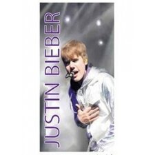 Justin Bieber Concert Beach Towel