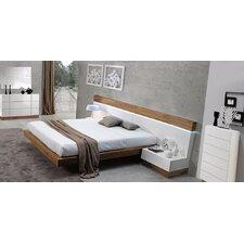 Madrid Panel Bed