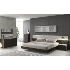 Porto Platform Customizable Bedroom Set