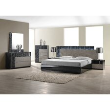 Roma Platform Customizable Bedroom Set