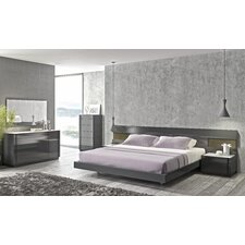 Braga Platform Customizable Bedroom Set