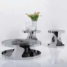 Modern 2 Pieces Coffee Table Set