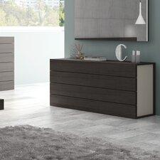 Maia 4 Drawer Dresser