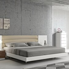 Lisbon Platform Bed