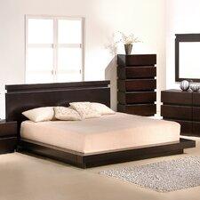 Knotch Platform Bed