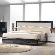Turin Panel Bed