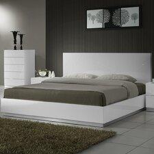 Naples Panel Bed