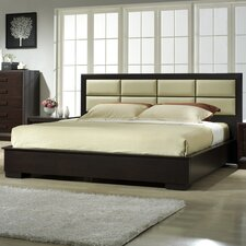 Boston Upholstered Platform Bed