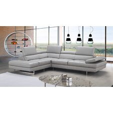 Aurora Premium Leather Sectional