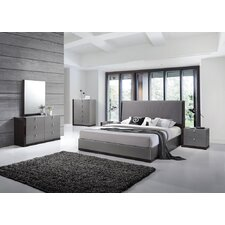 Sorrento Upholstered Platform Bed