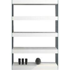 """Cloud 72"""" Accent Shelves Bookcase"""