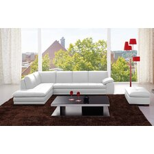 Orlando Leather Sectional