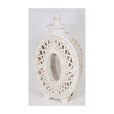 Oval Woven Lantern