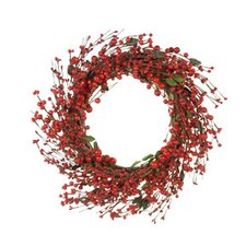 Pyracantha Berry Wreath