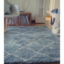 Teppich in Blau