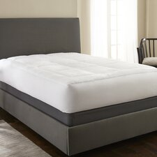 Simply Soft™ Pillow Top Luxury Mattress Pad