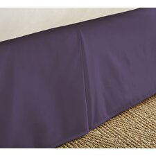 """Simply Soft™ Pleated 1800 Thread Count 14"""" Drop Bed Skirt"""