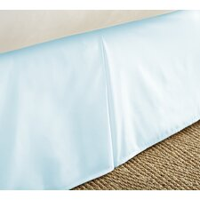 "Simply Soft™ Pleated 1800 Thread Count 14"" Drop Bed Skirt"