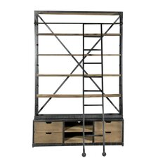 "Double Hutch Style 93"" Etagere"