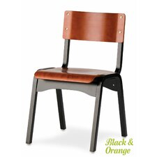 Carlo Armless Stacking Chair