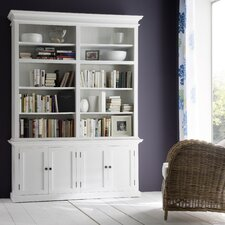 "Halifax 86.6"" Oversized Set Bookcase"