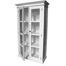 Halifax Double Door Curio Cabinet