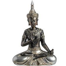 Buddha In Protection Posture Figurine