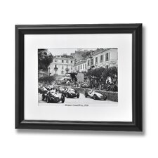 Monaco Grand Prix Framed Photographic Print