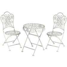 3-tlg. Bistro-Set Kiddies
