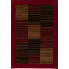 Everest Hamptons Red Area Rug